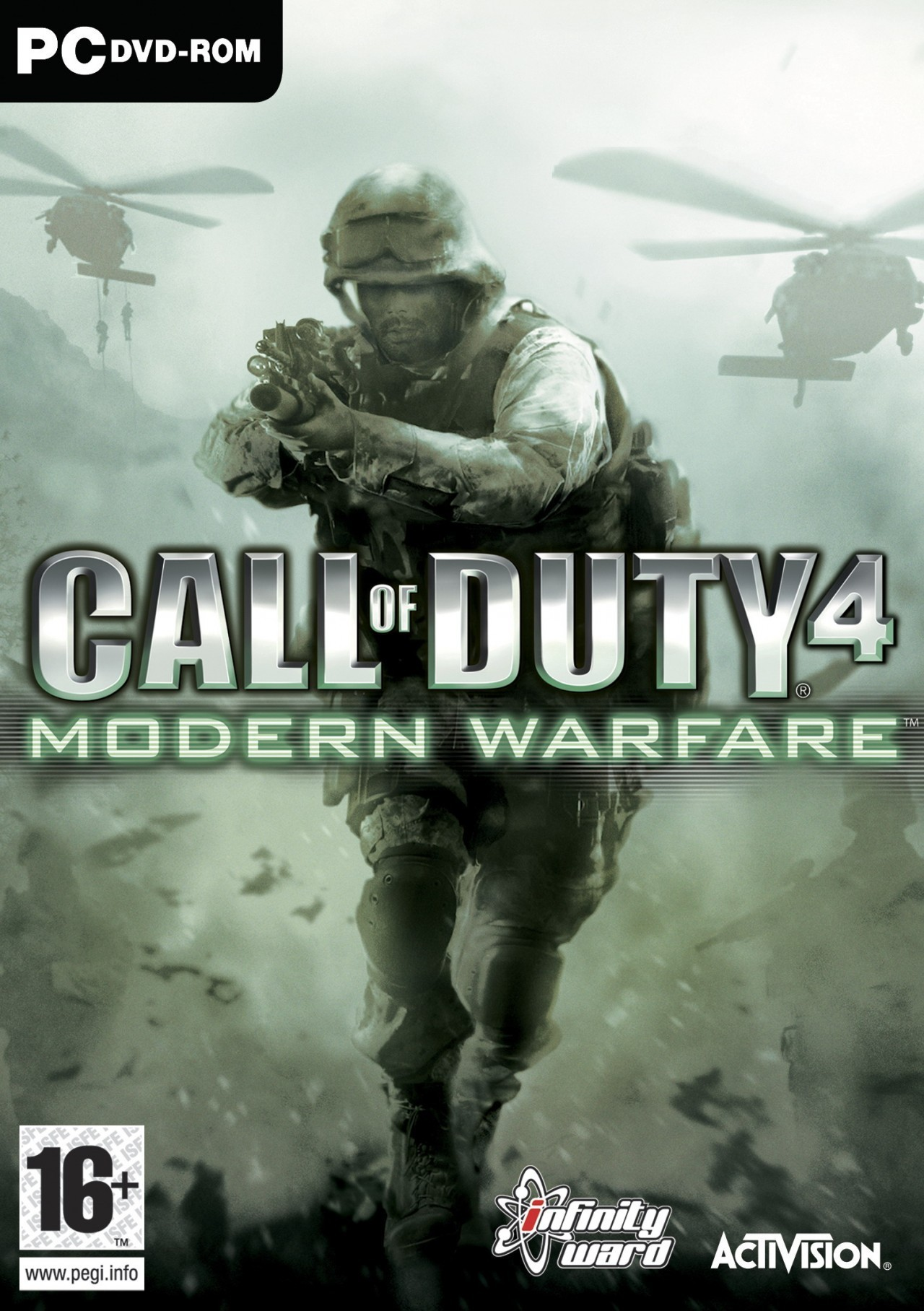 Call of Duty 4 - Modern Warfare v1.4 NoDVD