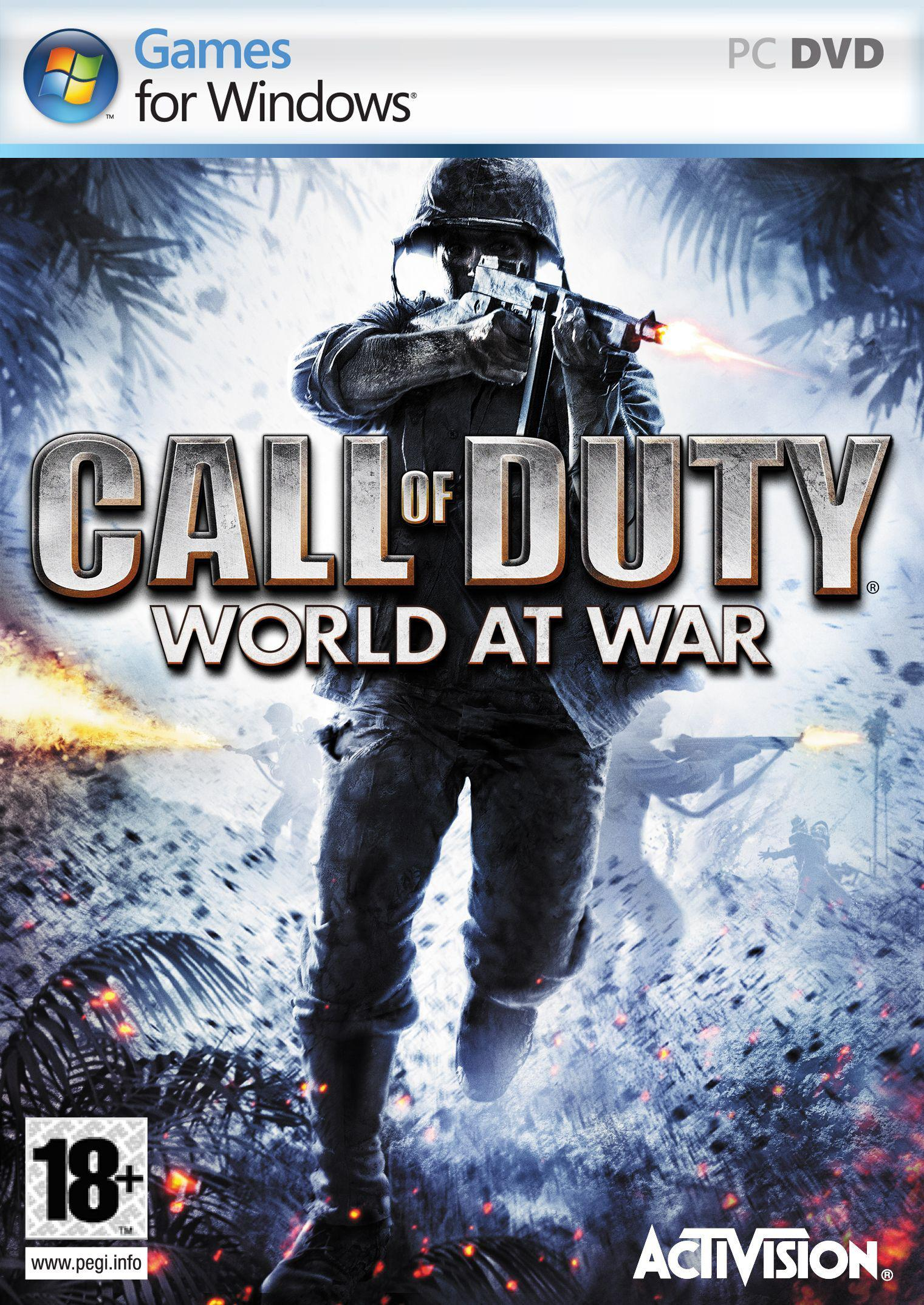 Call of Duty: World at War v1.2 NoDVD